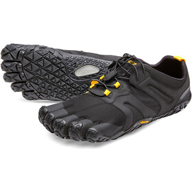 FiveFingers V-Trail 2.0 Shoes Men black/yellow